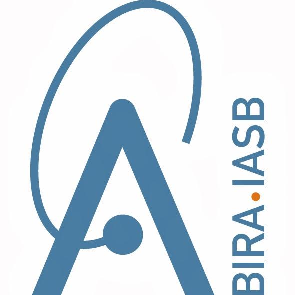 Afbeeldingsresultaat voor logo bira aeronomie
